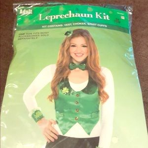 Leprechaun Halloween Kit ☘️
